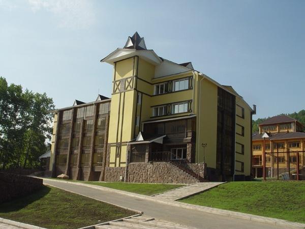 Ресторан SPA Отель Такмак