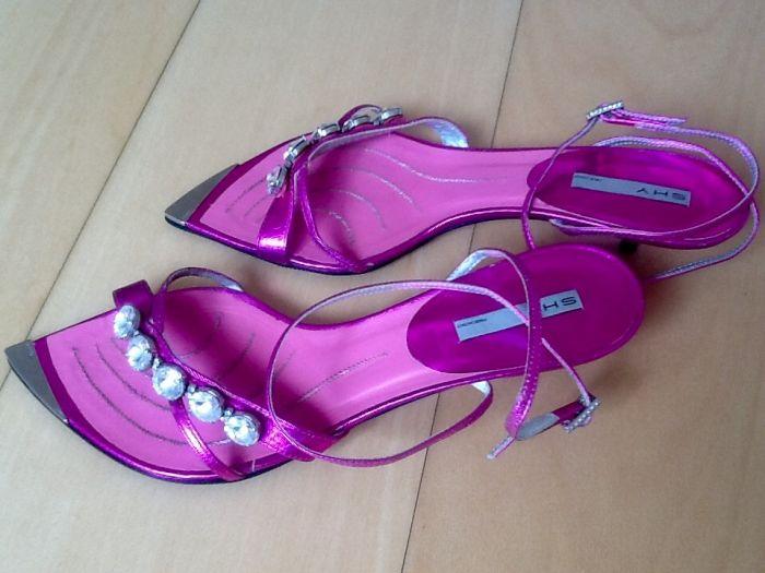 c272598ae Стильные кожаные итальянские сандалии,SHY,новые купить, цена ...