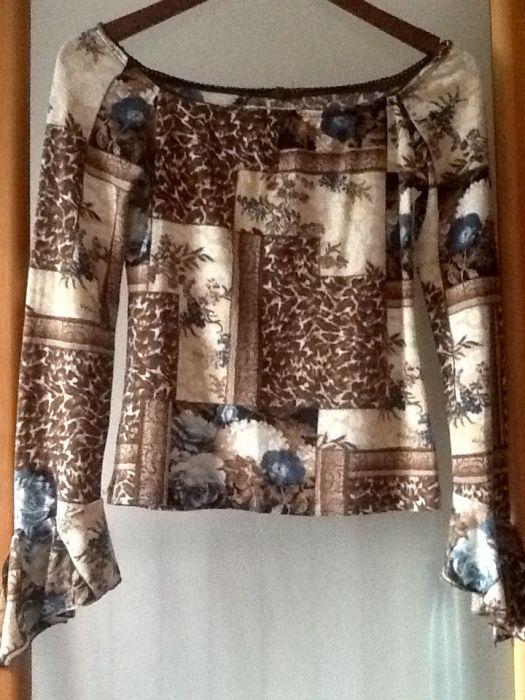 Модные Трикотажные Блузки В Красноярске
