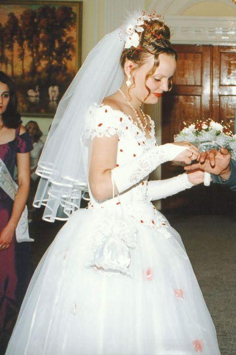 Продам свадебное платье Роза в тумане в разделе Личные вещи в